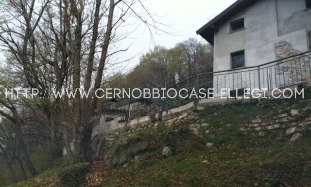 Casa indipendente vista lago di Como a Nesso