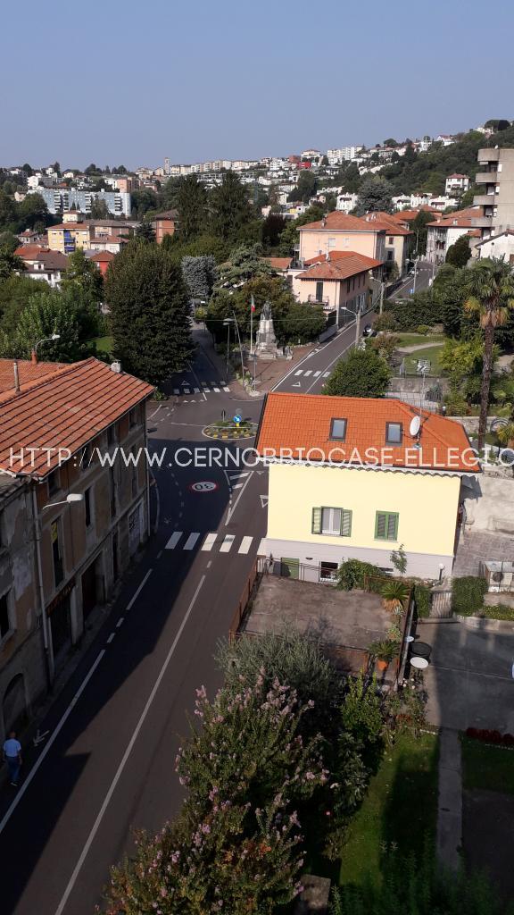 Appartamento a Maslianico di tre locali con ampio terrazzo